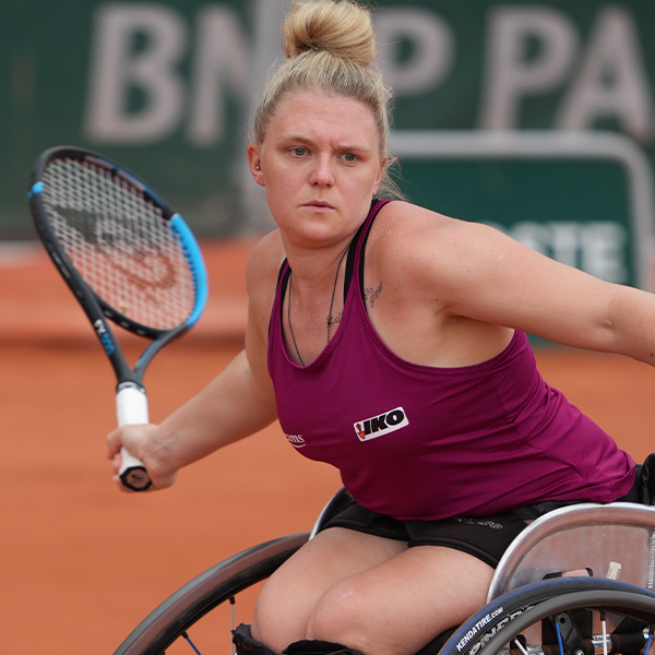 Jordanne Whiley(GBR)